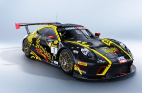 Craig Lowndes Earl Bamber Laurens Vanthoor Earl Bamber Motorsport Porsche 911 GT3 R 12h Bathurst