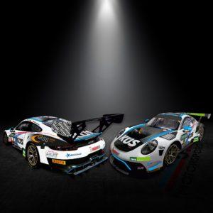 Mike David Ortmann Jannes Fittje KÜS Team75 Bernhard Porsche 911 GT3 R ADAC GT Masters