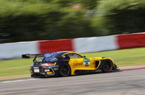 Aidan Read Marvin Dienst Schütz Motorsport Mercedes AMG GT3 ADAC GT Masters Nürburgring