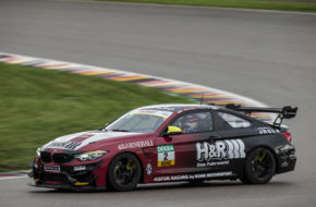 Thomas Jäger Michael Schrey Hofor Racing by Bonk Motorsport BMW M4 GT4 ADAC GT4 Germany Sachsenring