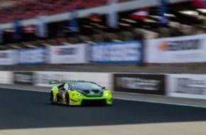 Adrian Amstutz Patrick Kujala Jordan Witt Dennis Lind Adam Balon Barwell Motorsport Lamborhini Huracan GT3 24h Dubai