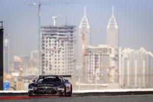 Lance David Arnold Dominik Baumann Tom Onslow-Cole Valentin Pierburg SPS automotive performance Mercedes AMG GT3 24h Dubai