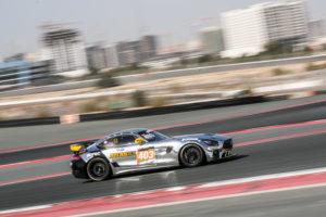 Steven Cho Jongkyum Kim Jaseung Park Masataka Yanagida Team Atlas BX Motorsports Mercedes AMG GT4 24h Dubai