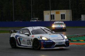 Autorlando Sport Porsche Cayman GT4