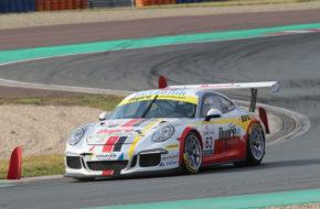 Jacob Erlbacher Porsche 911 GT3 Cup Dupré Motorsport GTC Race Oschersleben
