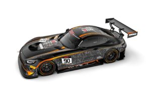Christian Hook Manuel Lauck Florian Scholze SPS automotive performance Mercedes AMG GT3