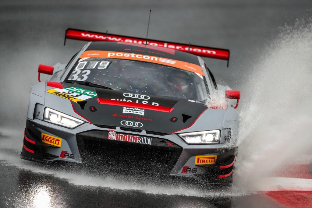 Filip Salaquarda Frank Stippler Team ISR Audi R8 LMS ADAC GT Masters Zandvoort