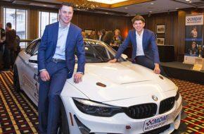 Simon Knap Daan Pijl MDM Motorsport BMW M4 GT4