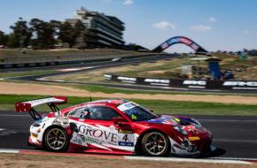 Stephen Grove Brenton Grove Ben Barker Grove Racing Porsche 911 GT3 R Intercontinental GT Challenge 12h Bathurst