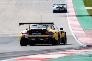 Egidio Perfetti Matteo Cairoli Laurents Hörr Project 1 Porsche 911 RSR FIA WEC Austin