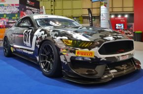 Academy Motorsport Ford Mustang GT4