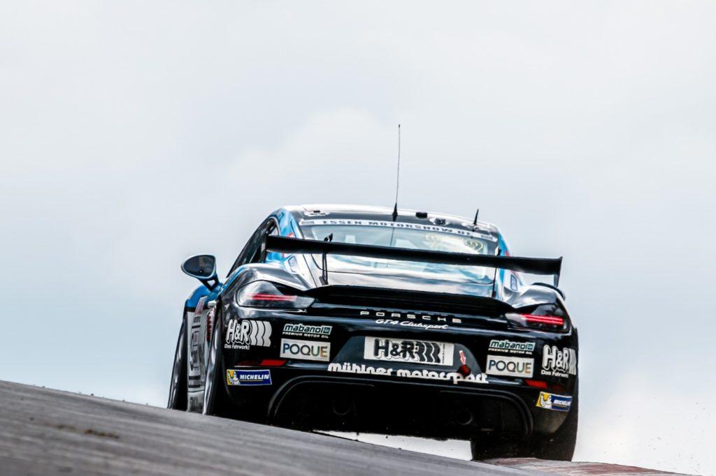 Mühlner Motorsport Porsche Cayman GT4 Nürburgring Langstrecken-Serie