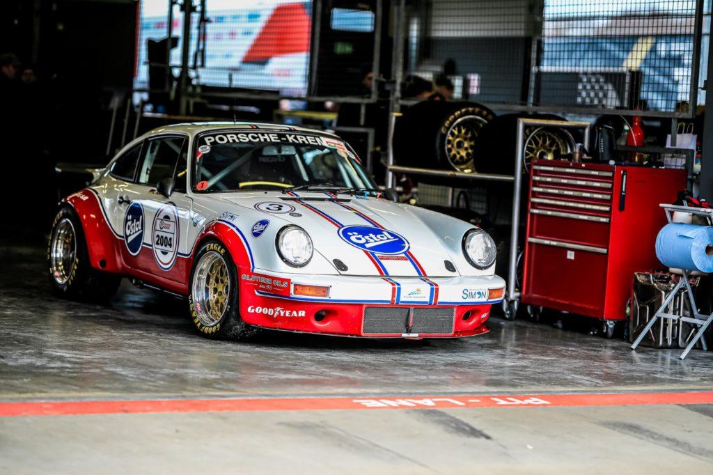 Krämer Racing Porsche 911