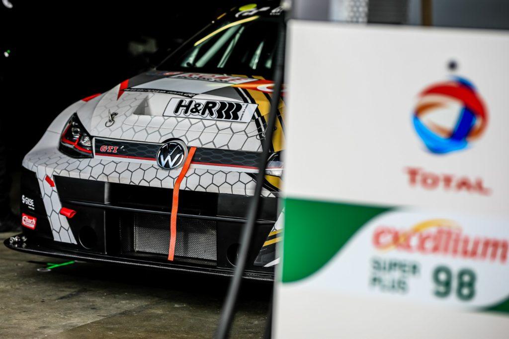 Max Kruse Racing VW Golf GTI TCR Nürburgring Langstrecken-Serie