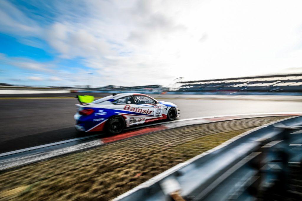 BMW M4 GT4 Nürburgring Langstrecken-Serie
