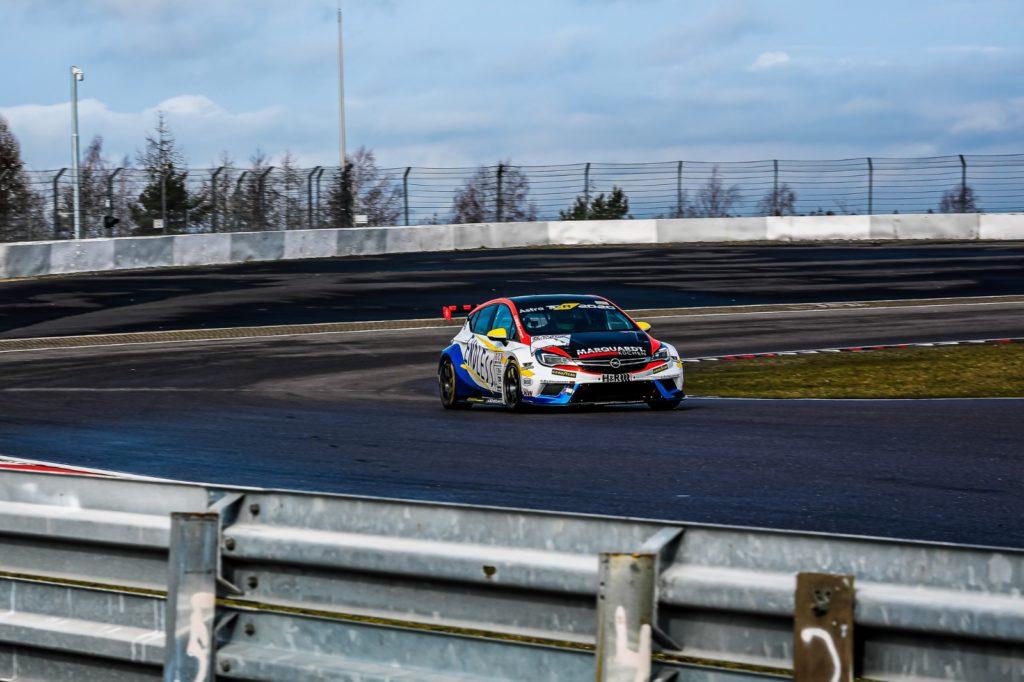 Lubner Motorsport Opel Astra TCR Nürburgring Langstrecken-Serie