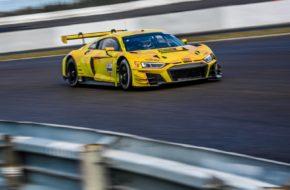 Phoenix Racing Audi R8 LMS GT3 Nürburgring Langstrecken-Serie