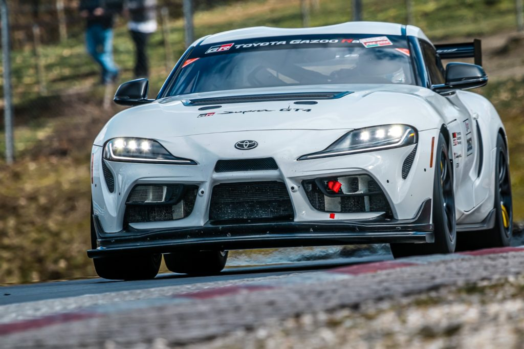Ring Racing Toyota Supra GT4 Nürburgring Langstrecken-Serie