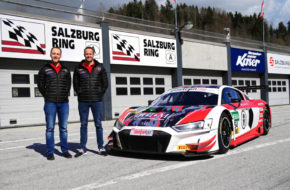 Simon Reicher Norbert Siedler Yaco Racing Audi R8 LMS ADAC GT Masters