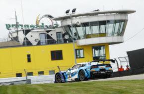 Sven Barth David Jahn RWT Racing Corvette C7 ADAC GT Masters Sachsenring