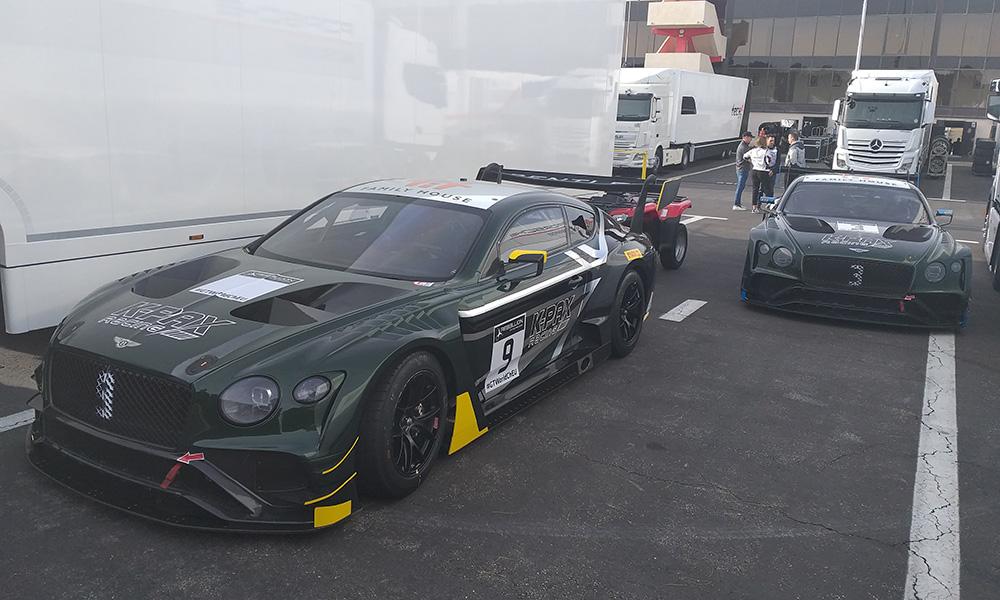 K-PAX Racing Bentley Continental