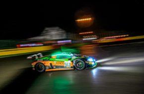 Marco Mapelli Andrea Caldarelli Dennis Lind Orange 1 FFF Racing Team Lamborghini Huracan GT3 Blancpain GT Series Endurance Cup 24h Spa