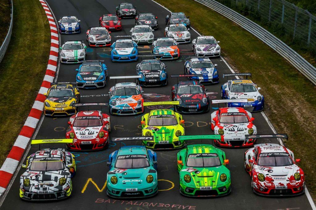 Porsche 24h Nürburgring 2020