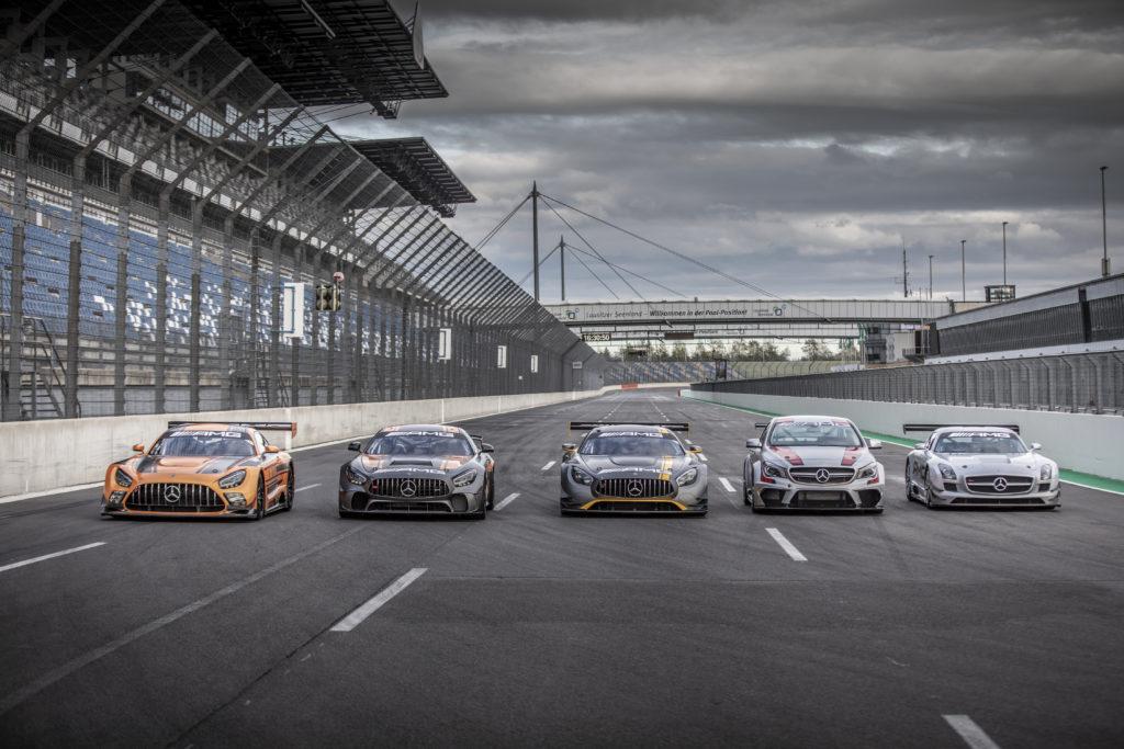 Mercedes-AMG Customer Racing