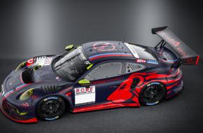 Lorenzo Rocco di Torrepadula Patrick Kolb Marco Holzer Huber Motorsport Porsche 911 GT3 R