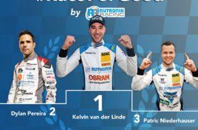 RaceForGood Kelvin van der Linde