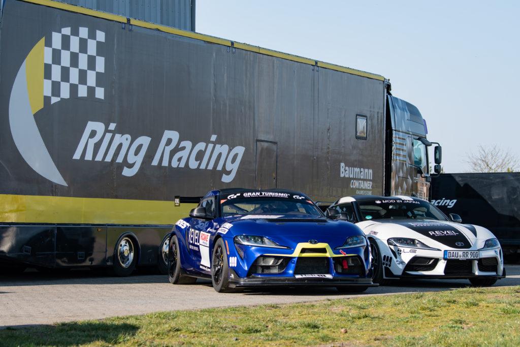 Ring Racing Toyota Supra GT4