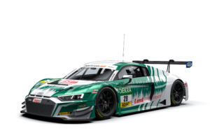 Max Hofer Christopher Haase Land-Motorsport Audi R8 LMS GT3