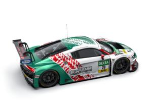 Christopher Mies Kim-Luis Schramm Land-Motorsport Audi R8 LMS GT3