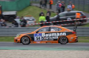 Helmmut Baumann Horst Baumann Lorenz Frey Fredy Barth Ring Racing Lexus IS-F 24h Nürburgring