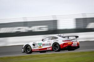 Oliver Mayer Jan Philipp Springob Bremotion ADAC GT4 Germany Mercedes AMG GT4 Nürburgring
