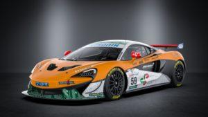 Dörr Motorsport McLaren 570S GT4