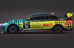 Gabriele Piana Bas Schouten RN Vision STS Racing BMW M4 GT4
