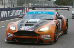 Timo Scheibner Aston Martin Vantage GT3 GTC Race
