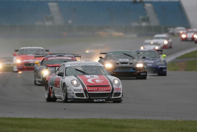 FIA GT3 EM Silverstone