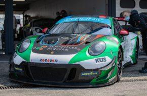 David Jahn KÜS Team75 Bernhard Porsche 911 GT3 R GTC Race