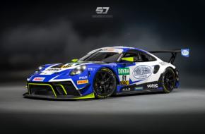 Michael Joos Joos Sportwagentechnik Porsche 911 GT3 R