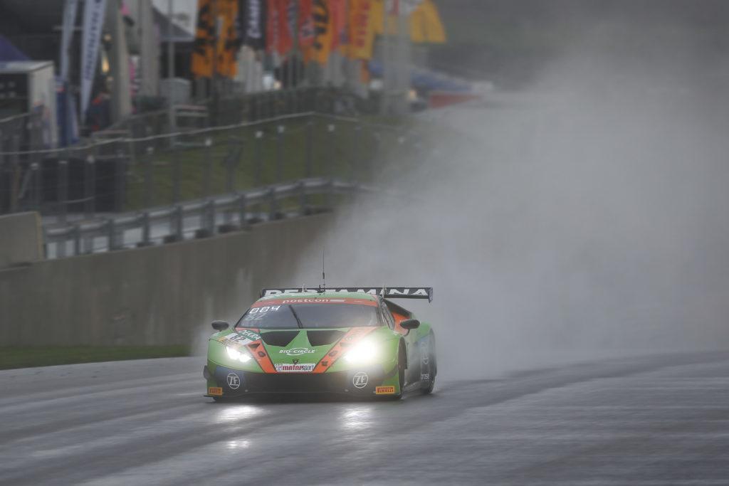 Franck Perera Rolf Ineichen Orange1 by GRT Grasser Lamborghini Huracan GT3 ADAC GT Masters Sachsenring