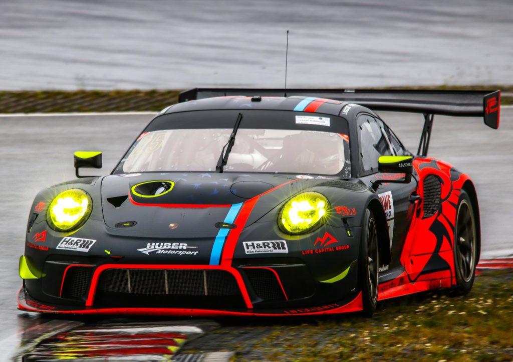 Huber Motorsport Porsche 911 GT3 R