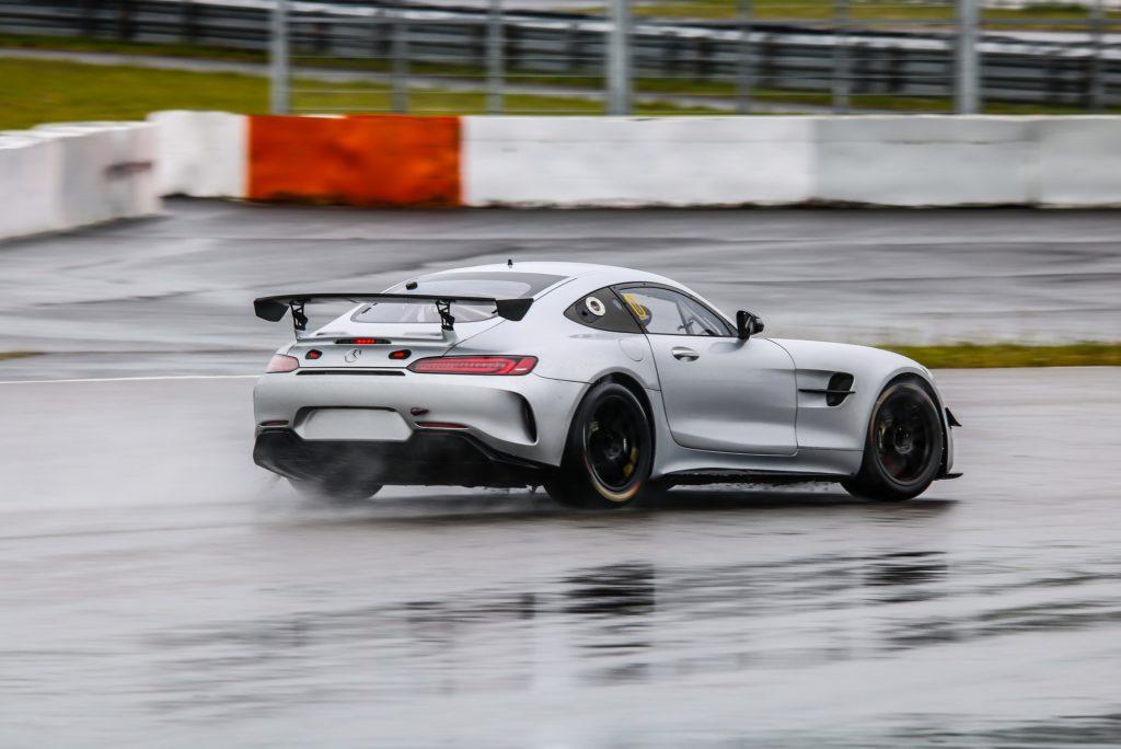 Jörg van Ommen Autosport Mercedes AMG GT4