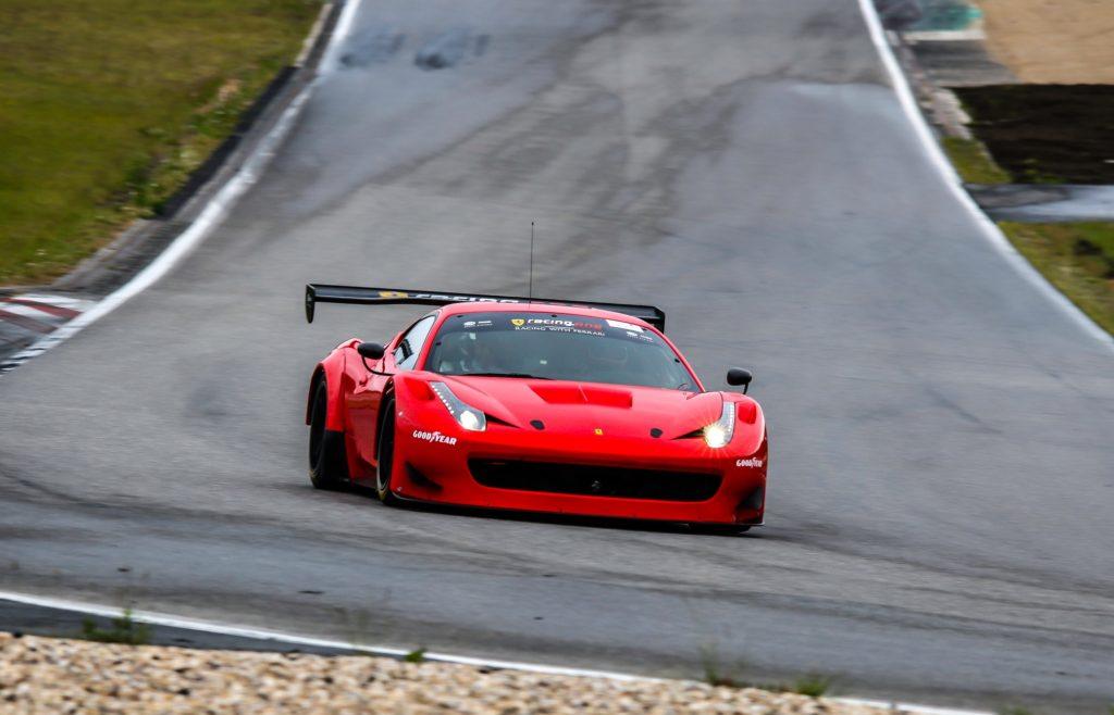 Racing One Ferrari 458 GT3