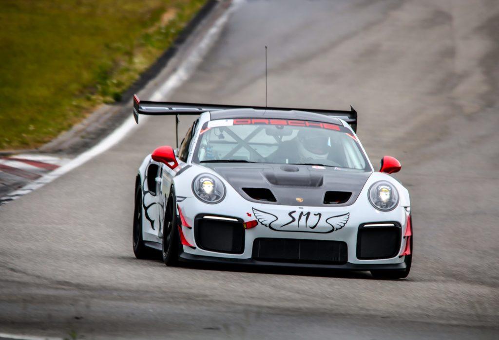 Huber Motorsport Porsche 911 GT2 RS Clubsport