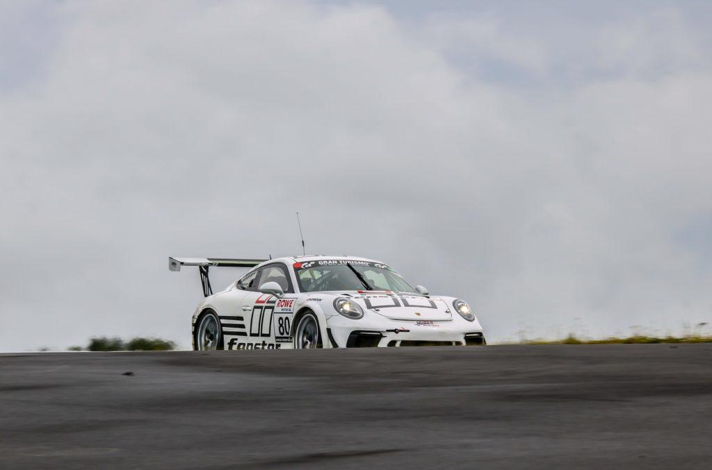 Huber Motorsport Porsche 911 GT3 Cup