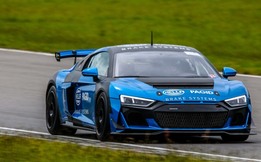 Racing One Audi R8 LMS GT4