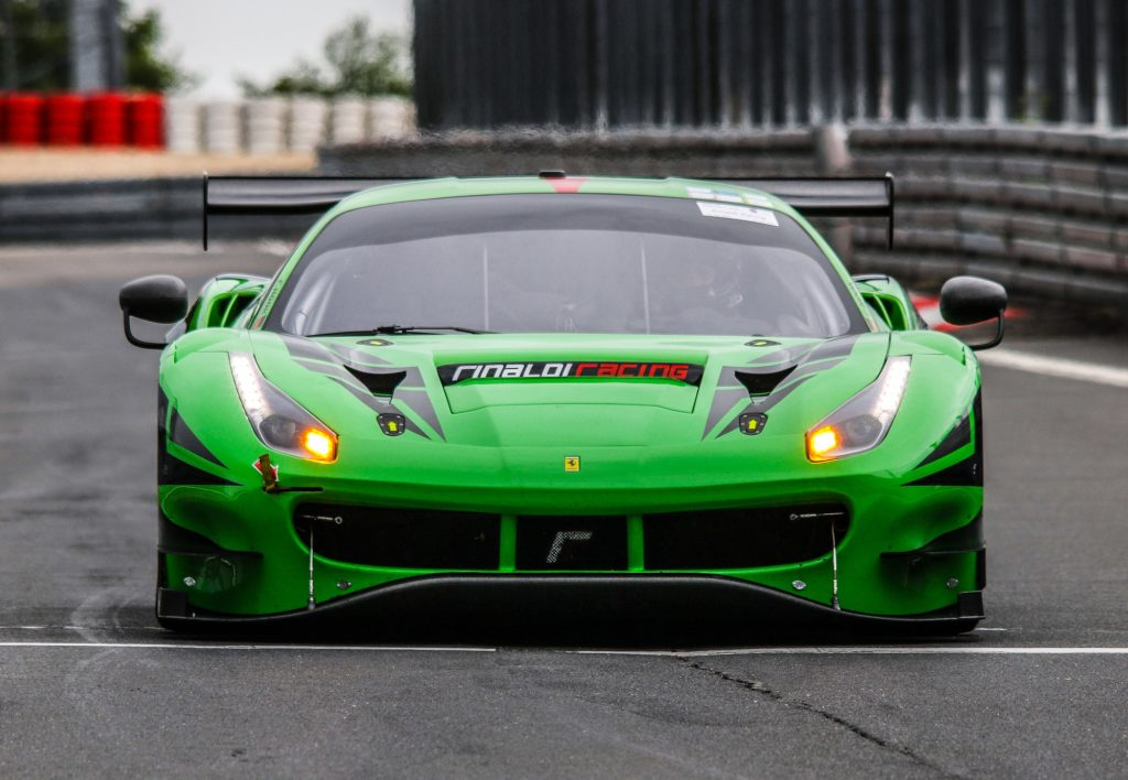 Rinaldi Racing Ferrari 488 GT3