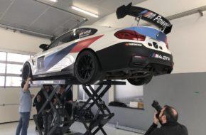 BMW M4 GT4 DTM Trophy